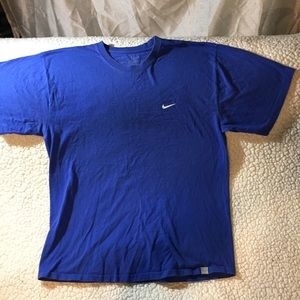 Nike blue T-shirt Sz L